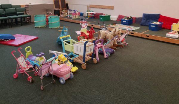 toddler groups bloxham