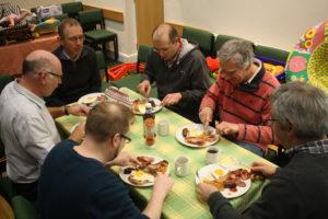 bloxham mens breakfast group