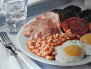 mens breakfast bloxham