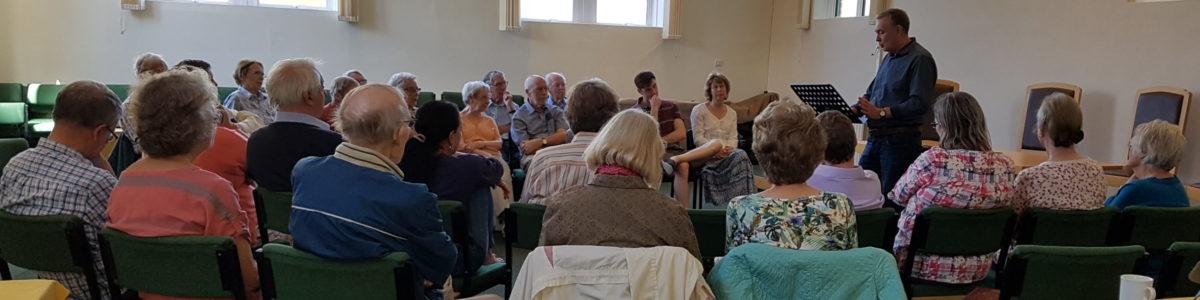 baptist church meeting bloxham